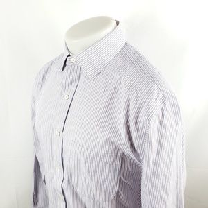 Brooks Brothers Madison Button Front Dress Shirt
